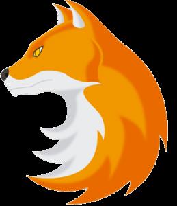 Mascote da Agência Fox Digital